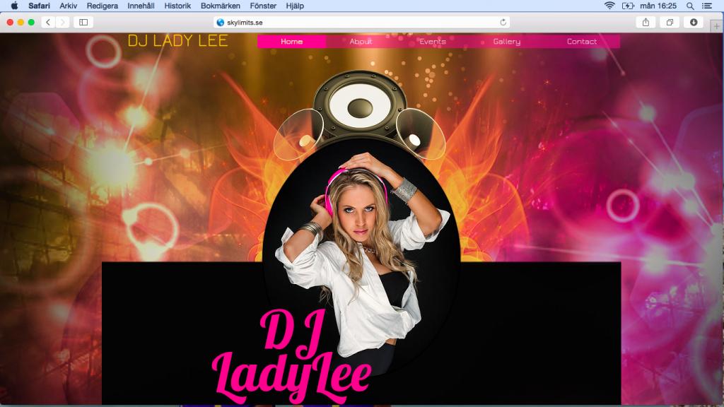 DJ Lady Lee