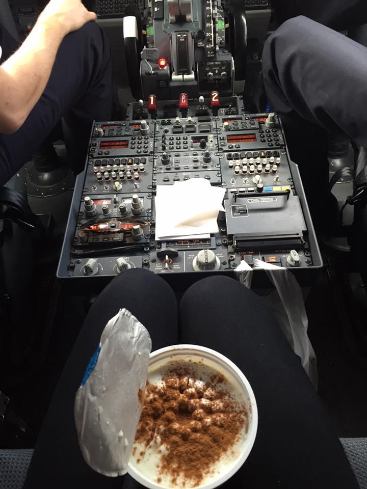 flygvärdinna diet